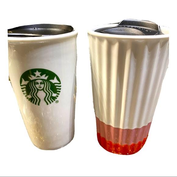 Starbucks Combo Travel Mugs